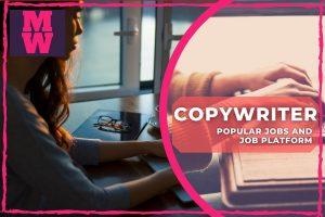 Copywriter Popular jobs and job platform - Online copywriter jobs