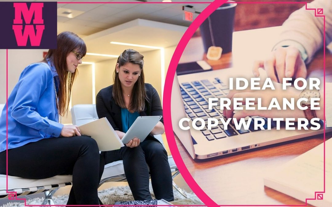 11 Home Business Ideas For Freelance Copywriters For An Extra Income - Ideas For Freelance Copywriters