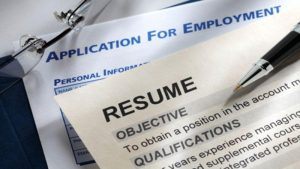 Resumes and Cover Letter Writing