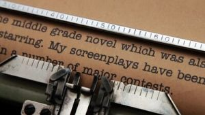 Script Writing - Extra Income For Writer