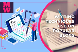 Writing Techniques Use On Popular Blogs