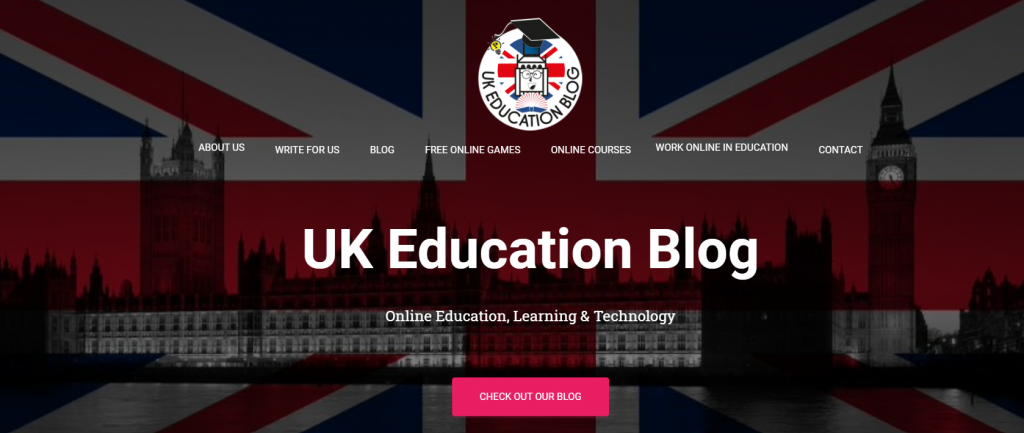 Wordpress-blog-about-uk-education-and-edtech