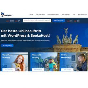 German Website Content & Creation