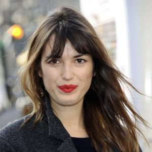 Jeanne Damas top French blogger