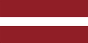Latvian flag