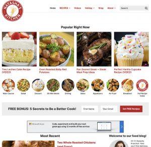 Natasha Kravchuk Natasha's kitchen blog